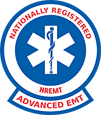 Advanced Emergency Medical Technicians Sticker