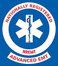 Advanced Emergency Medical Technicians Sticker